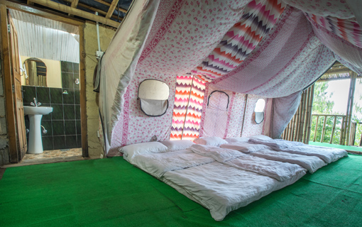 Luxury Tent Room